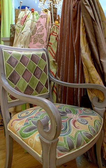 Феерия цвета от Jane Hall 22016