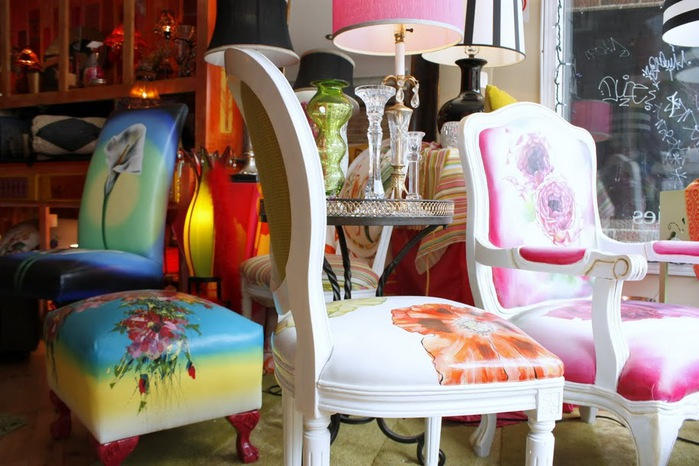 Феерия цвета от Jane Hall 23567