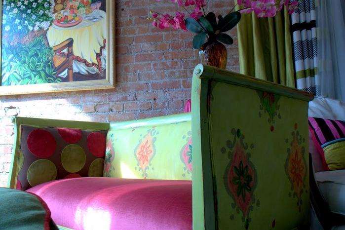Феерия цвета от Jane Hall 83896
