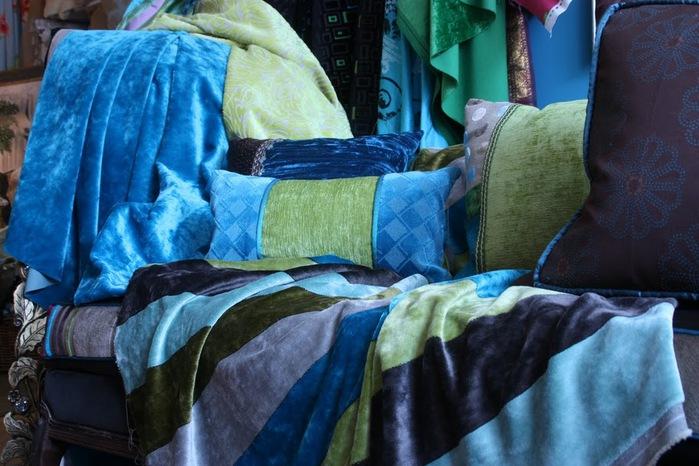 Феерия цвета от Jane Hall 22095