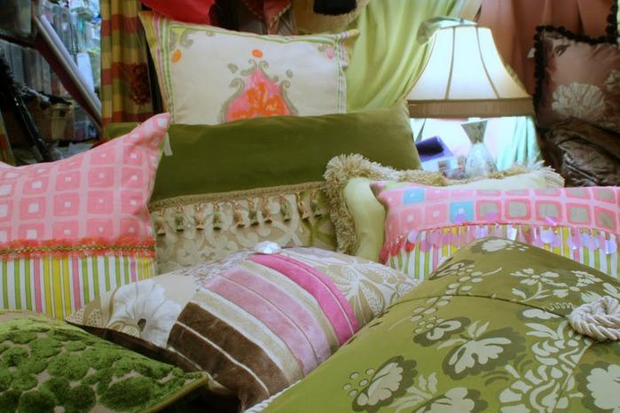Феерия цвета от Jane Hall 24312