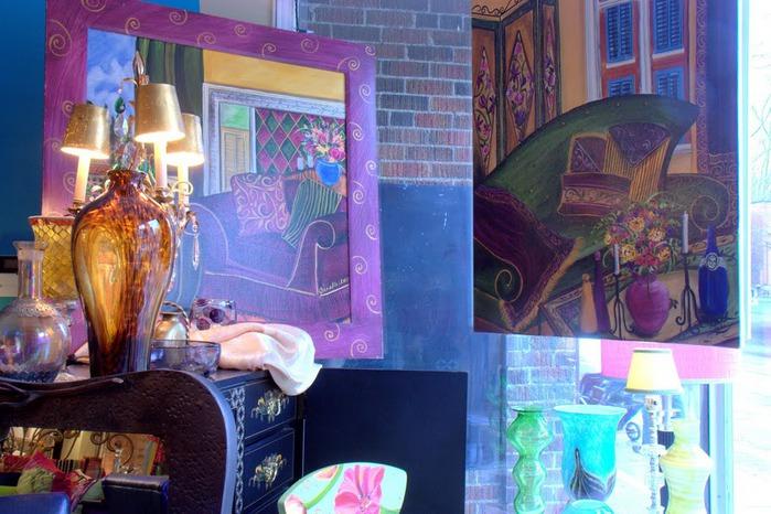 Феерия цвета от Jane Hall 67013
