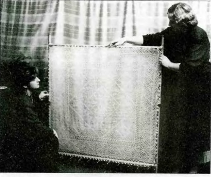 Рама для растяжки шали (700x587, 111Kb)