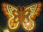 Общее Вязание/Вязание крючком. вязание крючком.  Rukodelkino.  Общее Вязание/Бабочки, насекомые, птицы. бабочки.