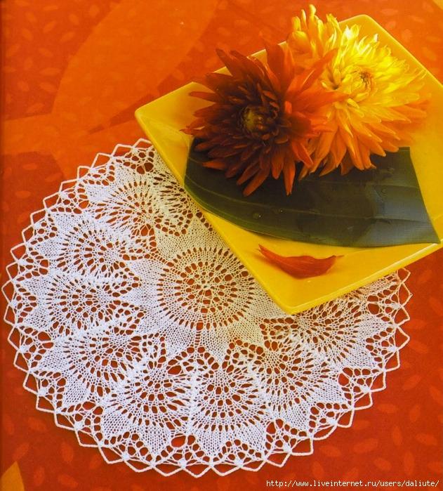 漂亮的桌布巾 - maomao - 我随心动