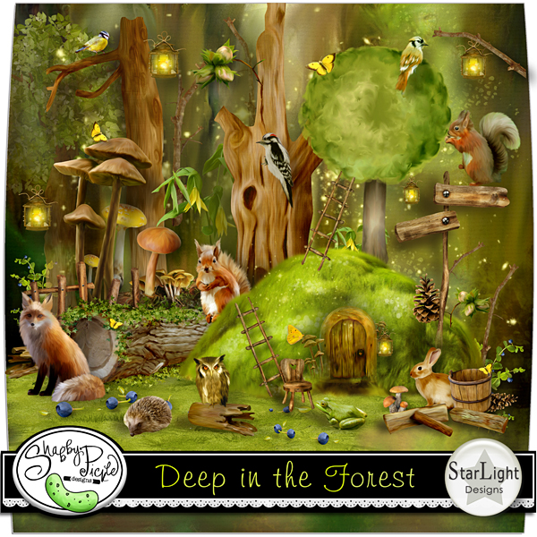 StarLightDesigns_DeepInTheForest_preview (600x600, 443Kb)