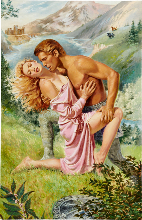 Ed Tadiello Romance Paperback Cover Original Art (undated)1 (454x700, 483Kb)