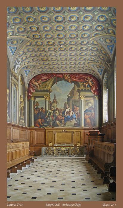 усадьба и ферма Вимпол Холл - Wimpole Hall 92673