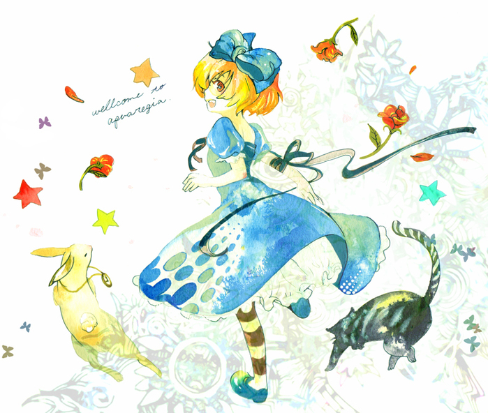 Алиса в стране чудес (часть 2 из 2). Алиса в стране чудес Уважае…