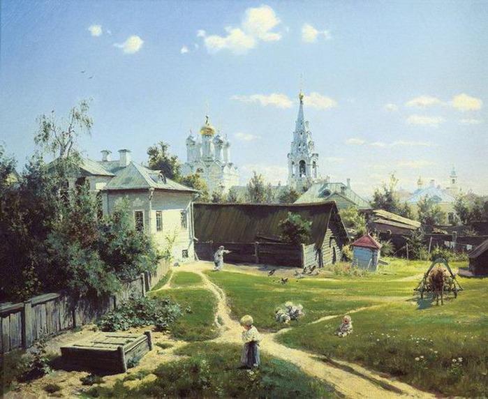 русская деревня/4171694_derevnya (699x572, 137Kb)