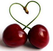 Cherry love  Flickr - Photo Sharing! (180x176, 45Kb)