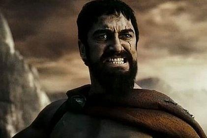 300 спартанцев и все, все, все или