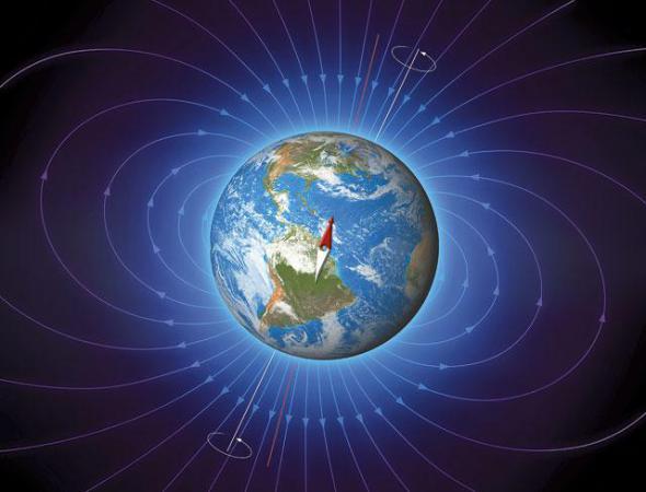 магнитный северный полюс (590x450, 30Kb)