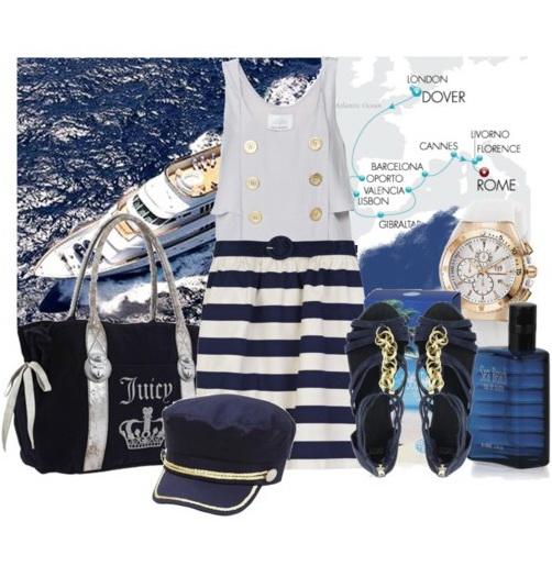 Форменная одежда на морском транспорта