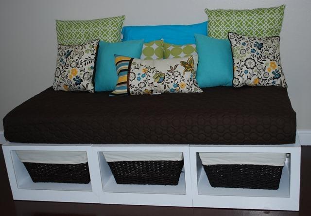 Диван кровать своими руками в домашних условиях