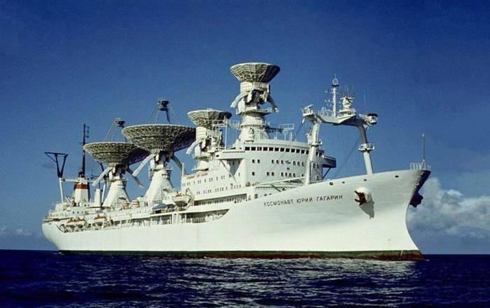 КорабльКосмонавтЮрий Гагарин (700x440, 104Kb)