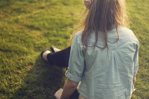 Фото красивых девушек со спины русых 0 фотография