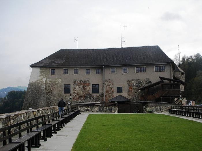 Замок Оберкапфенберг - Burg Oberkapfenberg 21730