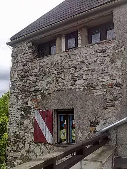 Замок Оберкапфенберг - Burg Oberkapfenberg 35414