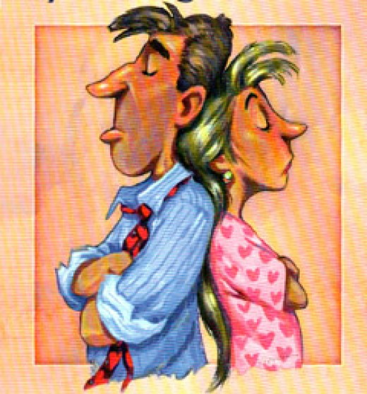 Муж с женой фото.