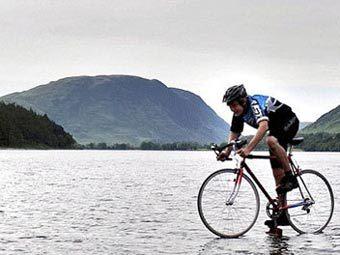 На велосипеде по озеру (340x255, 18Kb)