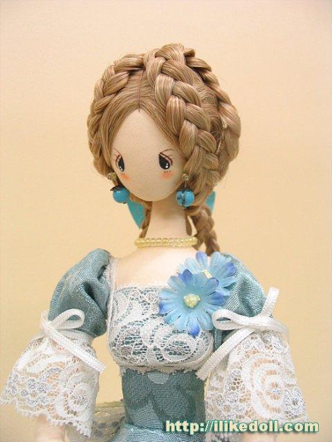 Японские куклы тряпиенсы 50