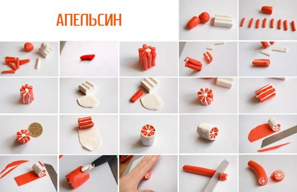 Мастер класс по создание бусин апельсинов и полимерной глины. wpid 7NxSE xrMqk Мастер класс по создание бусин...