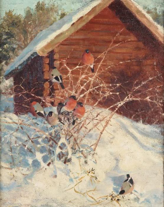 1Thure Wallner (Swedish, 1888-1965) (556x700, 165Kb)