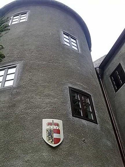 Замок Оберкапфенберг - Burg Oberkapfenberg 56327