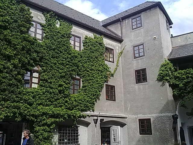 Замок Оберкапфенберг - Burg Oberkapfenberg 35346