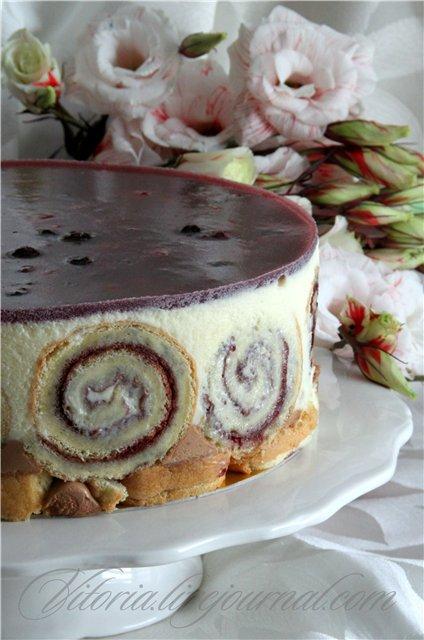 Торт для николь самое интересное в