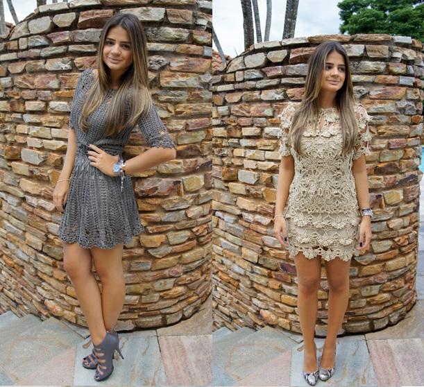 Вязаные платья ванессы монторо схемы и фото