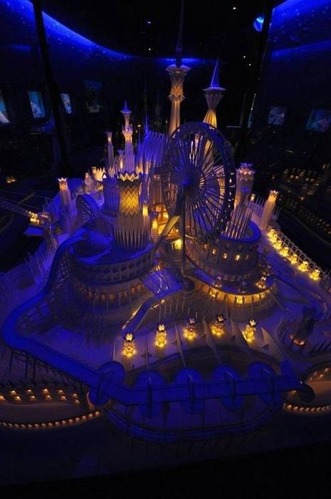 Этот роскошный замок