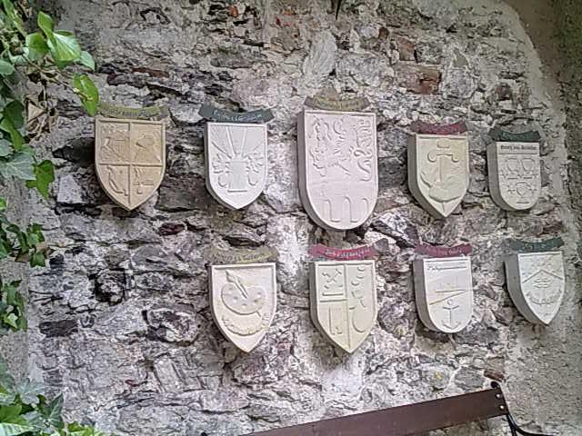 Замок Оберкапфенберг - Burg Oberkapfenberg 20349