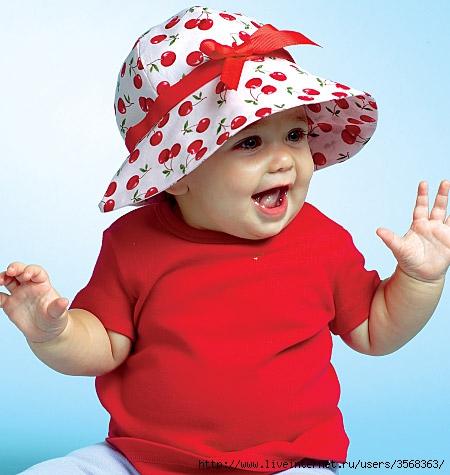 Шляпы шапочки береты выкройка бесплатно