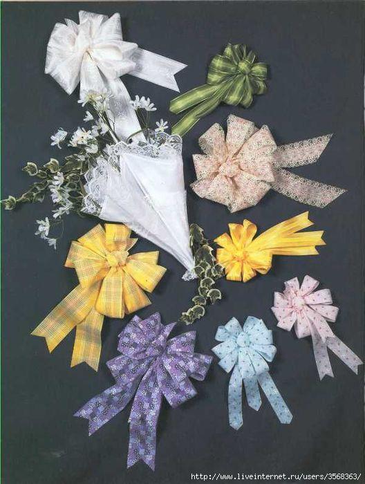 Вязание крючком схемы и описание носовой платок кайма.