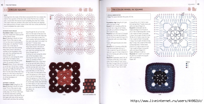 150针织和钩针Motifs_H.Lodinsky_Pagina的42-43(700x355,182KB)