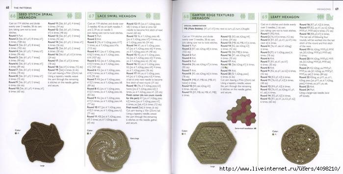 150针织的的钩针Motifs_H.Lodinsky_Pagina 68-69(700x355,168KB)