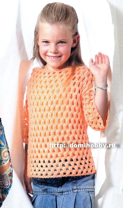 вязание-кофточки-для-девочки (413x700, 107Kb)