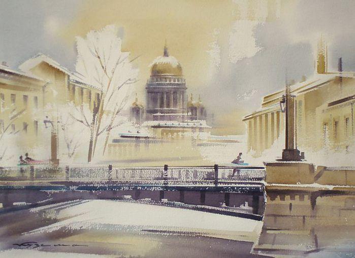 Петербург от константина куземы