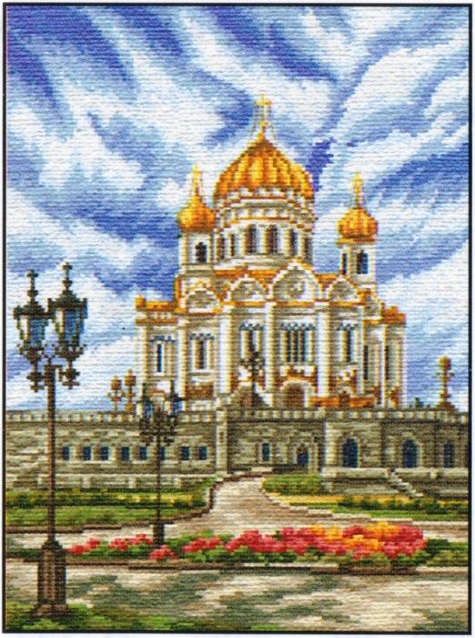 Ц-359 Храм Христа Спасителя (522x700, 385Kb)