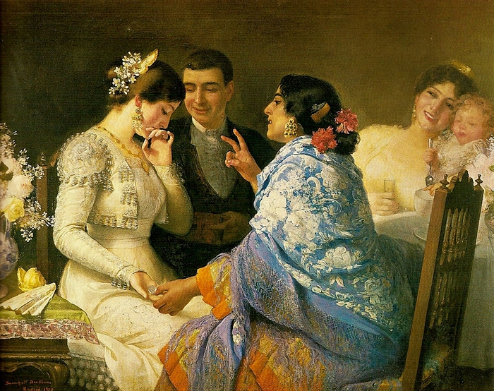 Juan Antonio Benlliure y Gil ( 1859-1930) (700x554, 396Kb)
