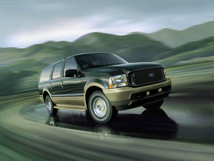 Фото Ford Excursion на Cheap…