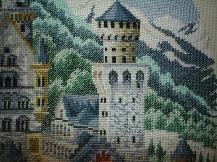 Часть 12 - Замок Нойшванштайн.