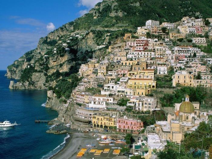 Италия - фото красивейших мест 1