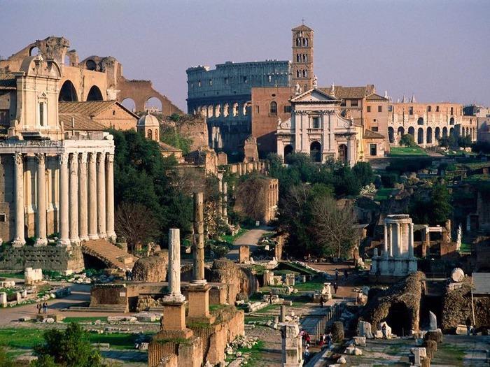 Италия - фото красивейших мест 30