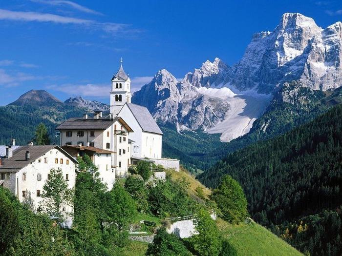 Италия - фото красивейших мест 38