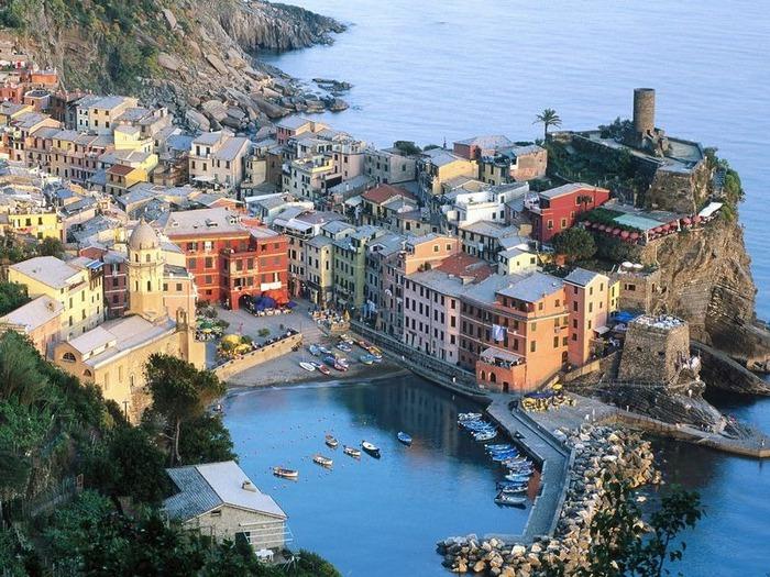 Италия - фото красивейших мест 50