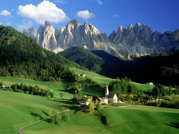 Италия - фото красивейших мест 57