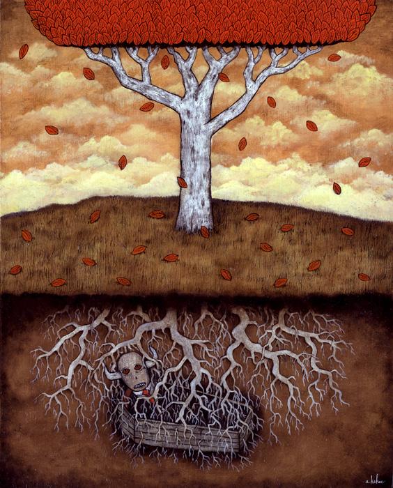 Дерево (564x700, 292Kb)
